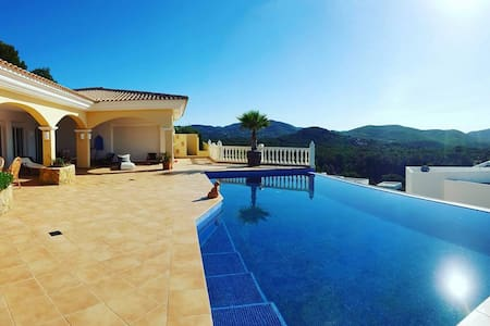 Beautiful Villa with infinity pool - Eivissa
