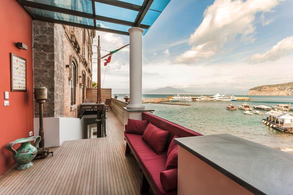 terrazza yacht club