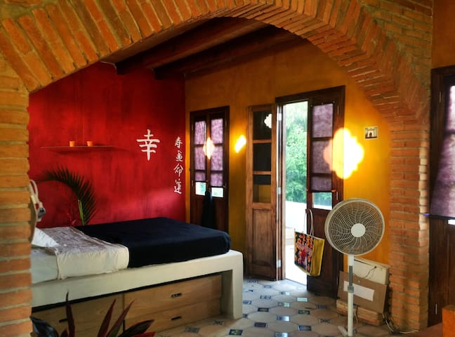 Heven, Las Nubes - Oaxaca - Appartement