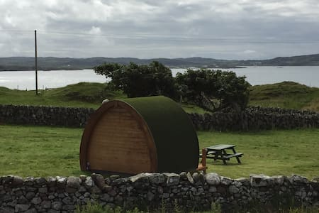 Maol Farm - self catering pod - Isle of Iona