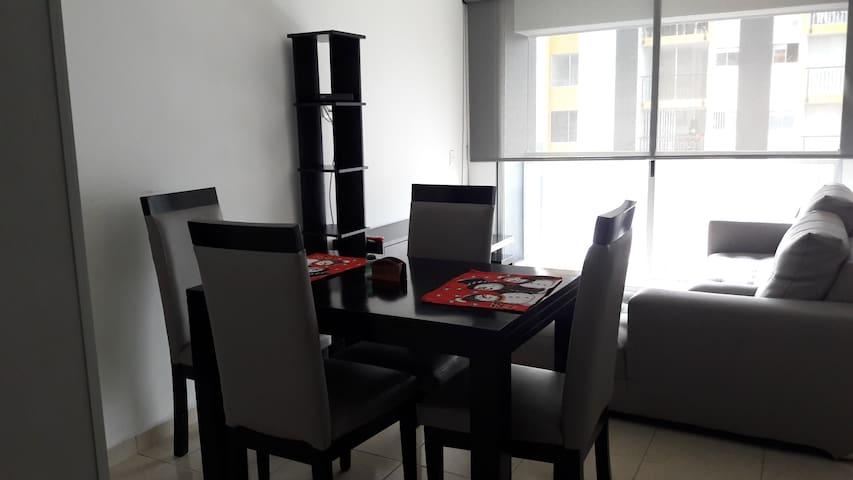 Apartamento con excelente ubicacion! - Bucaramanga
