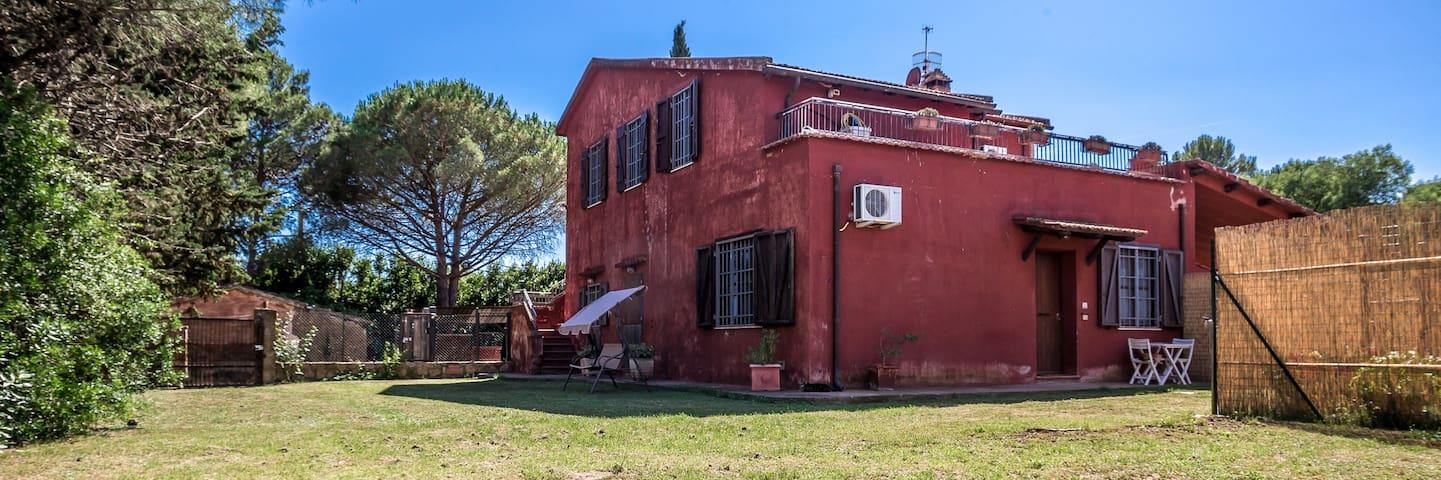 Delizioso bilocale in casale - Capalbio - Квартира