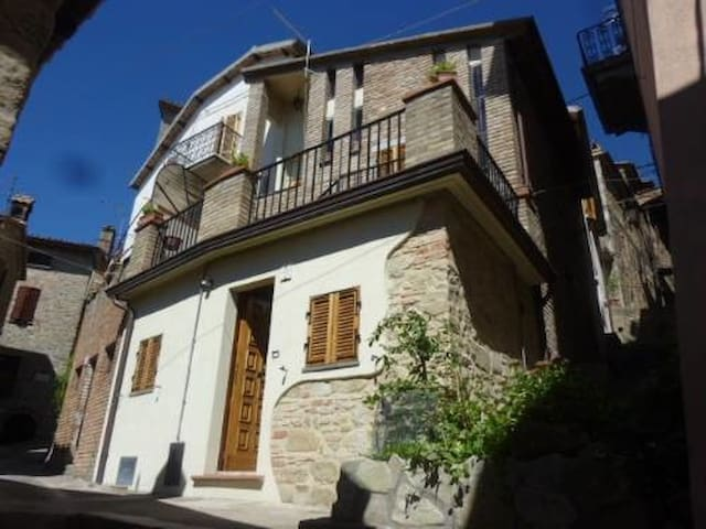Lovely townhouse in Umbria - Collazzone