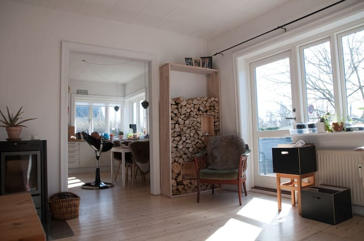 Cosy villa perfect for families or couples - Rødovre - Talo