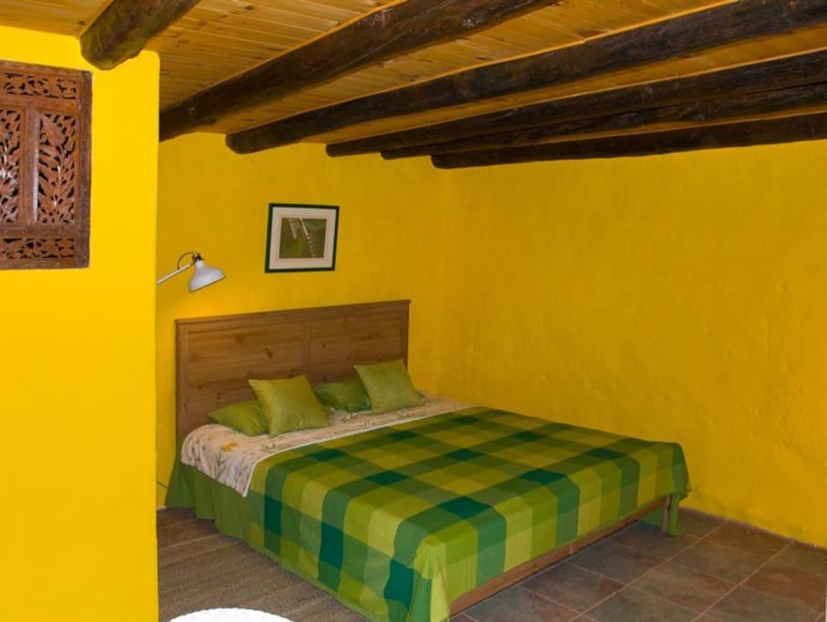 Doppelbett / bed