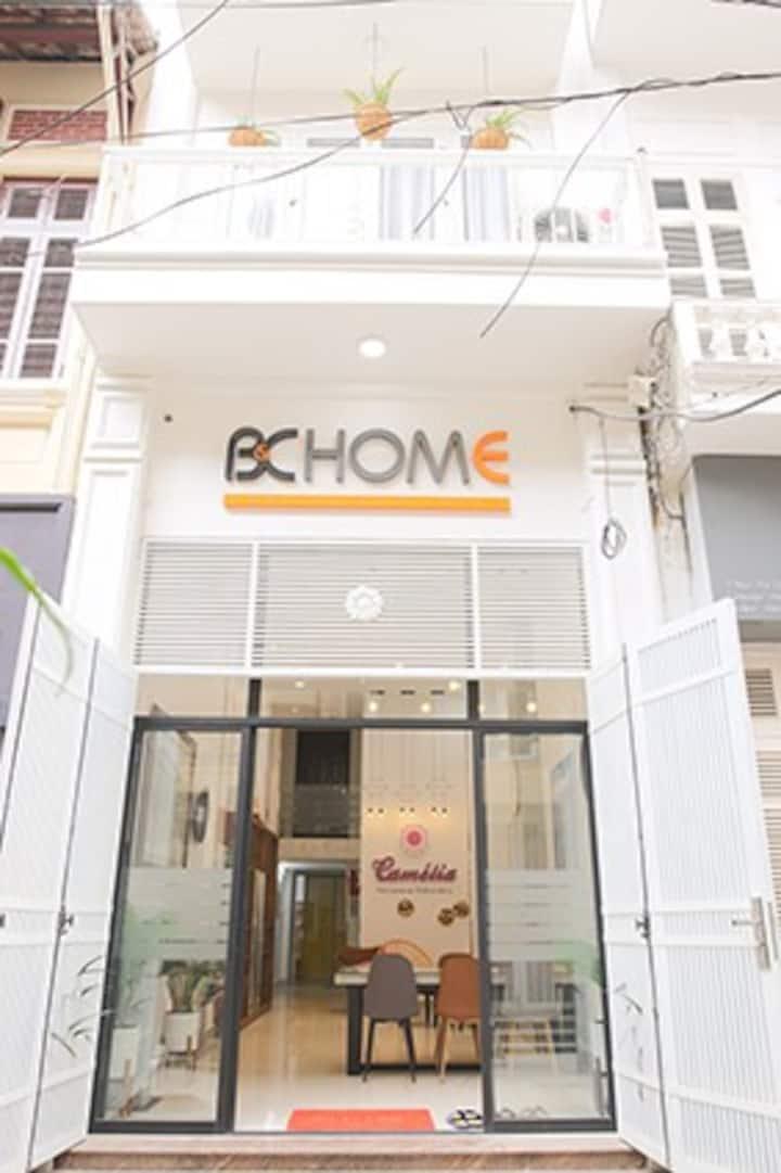 BCHOME-A HOME 4 MODERN TRAVELER-単身者向けの快適なアパート#2