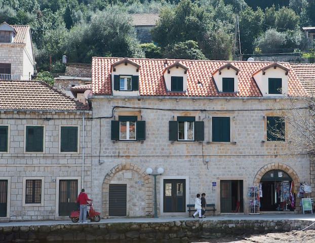 Appartments Villa Orica 1 Šipan