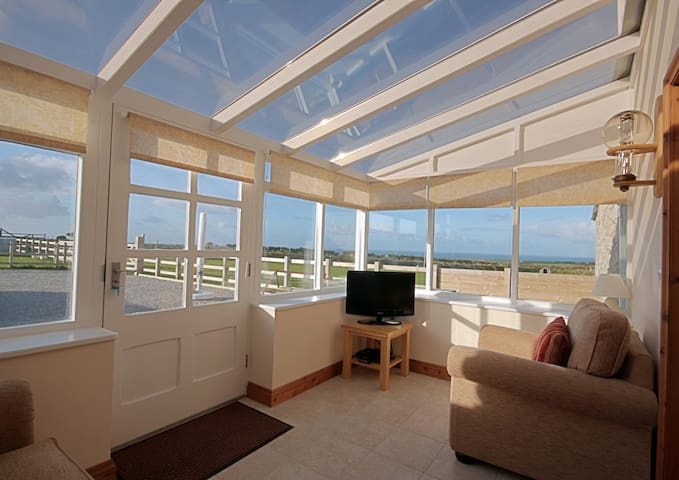 Golowji View Cottage - Penzance - Talo
