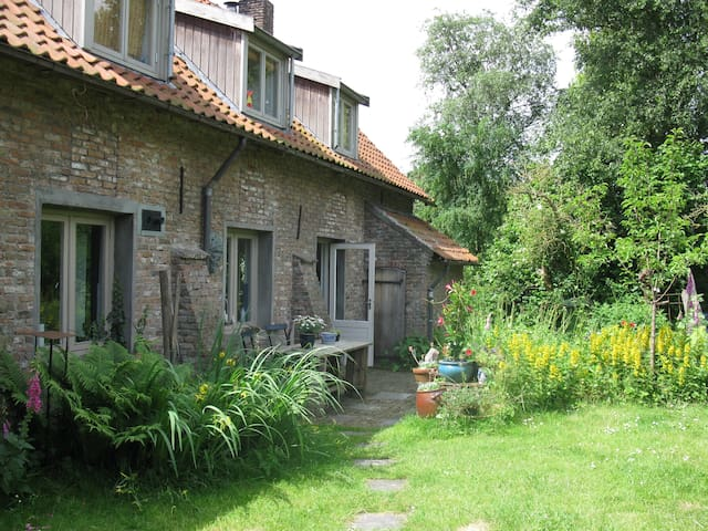 bed en breakfast De Groensteeg - 's-Hertogenbosch - Szoba reggelivel