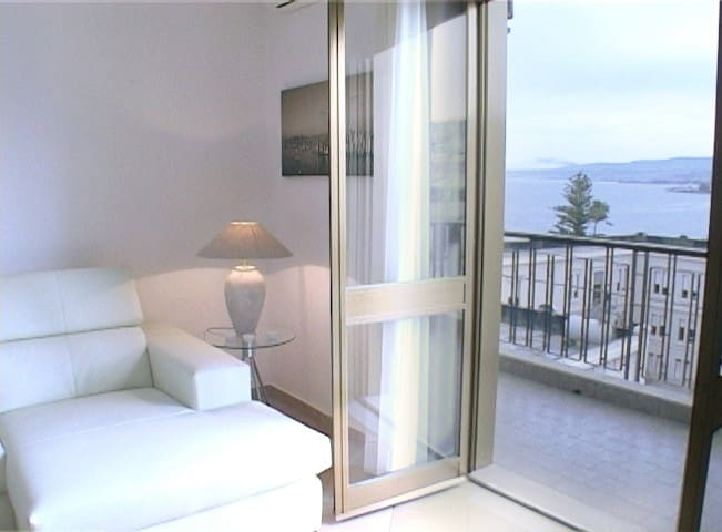 Apartment EOS by the sea of Reggio - Reggio Calabria - Lägenhet