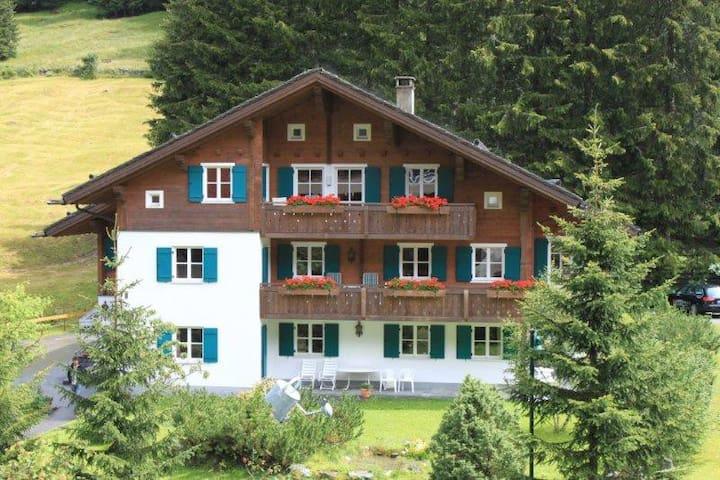 Haus Gadafent - Gargellen - アパート
