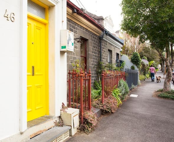 Fitzroy Yellow Door Classic - Fitzroy - House