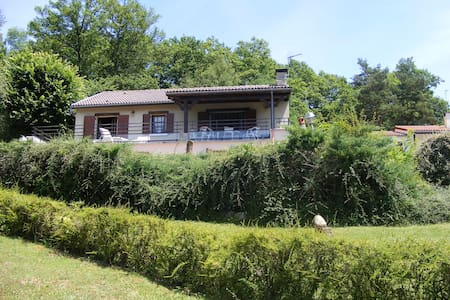 *Maison de Vacances au bord du Lac* - Saint-Gérons
