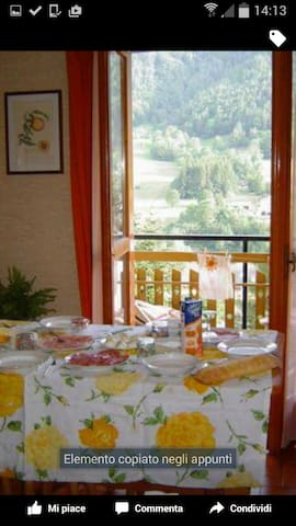 vacanze in montagnia - Sampeyre - Apartment
