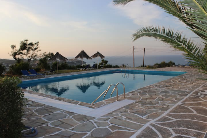 Bellevue Village&Suites in Crete#1 - Agia Pelagia - Appartement