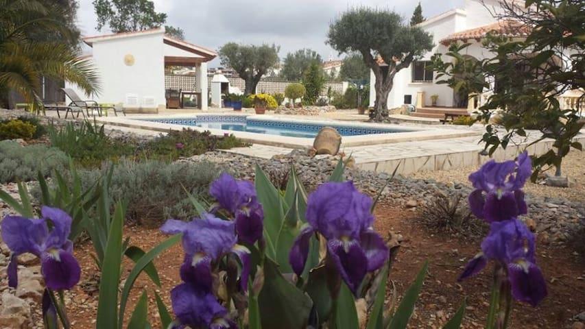 Pretty Villa JAX with private pool - Parcent - Casa