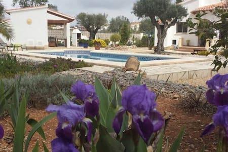 Pretty Villa JAX with private pool - Parcent - Ev