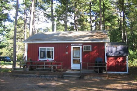 Clean, quiet, comfortable cabin - Brownfield - Cabana