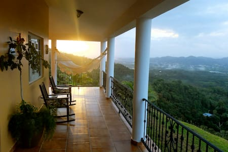 Hillside Getaway With Amazing View - Caguas