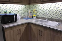 We have kitchen basic for your needs...