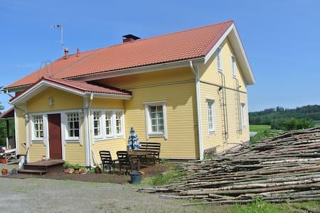 Villa Flickbacka - Raseborg - Rumah