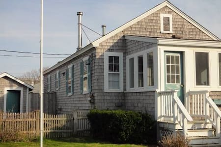 Adorable beach cottage, Brant Rock - Marshfield - Dom
