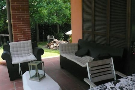 Beautiful villa with park - Inverigo - Villa