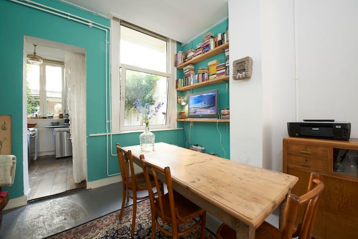 Casa di laura de pijp appartamenti in affitto a for Case affitto amsterdam economici