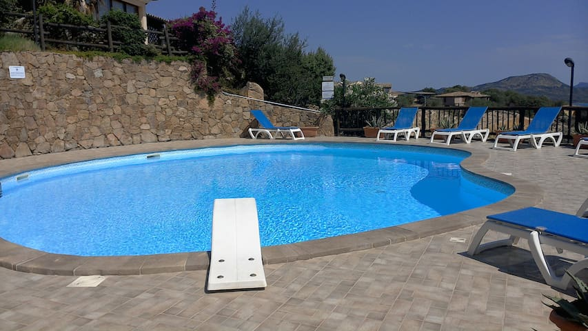 Porto s paolo bilo verde apartments for rent in porto for Large apartment in san paolo