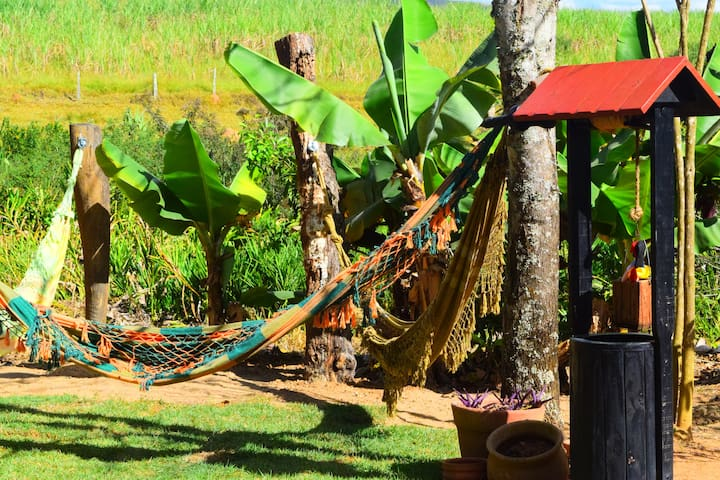 Sonho e Magia numa vida no Campo - Jacutinga - Bed & Breakfast