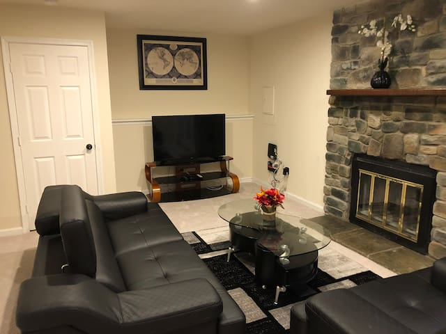 Private and comfortable Basement apartment