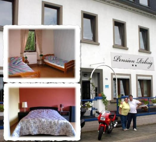 Rooms with Breakfast and riverview - Boppard - Bed & Breakfast