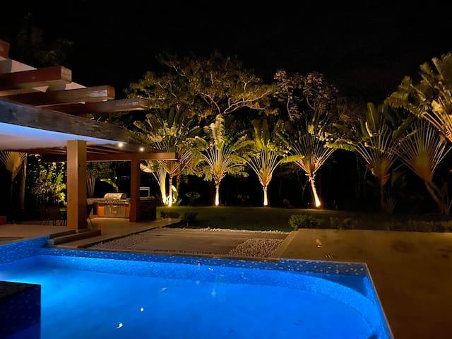 Modern Villa 5 bedrooms in Juan Dolio Country Club