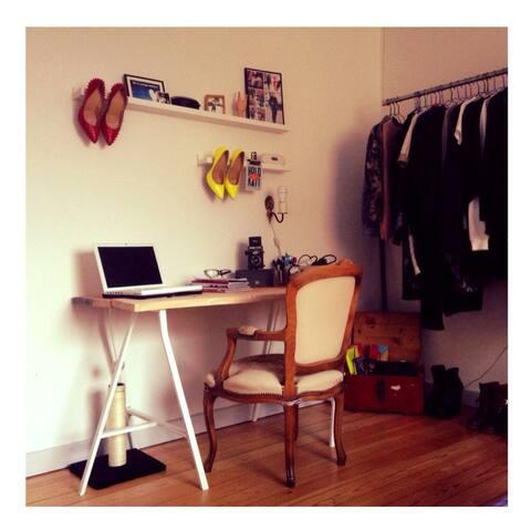 Cosy apartment in the city center - Aarhus - Leilighet