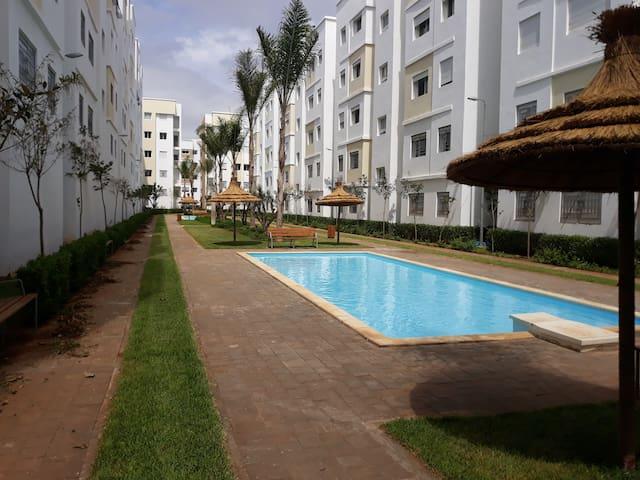 Appartement balnéaire proximité Casablanca