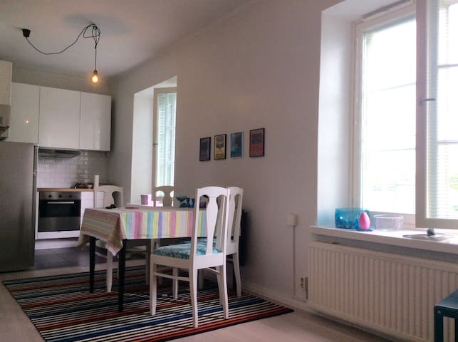 Charming, airy home close to the city centre - Tampere - Apartamento
