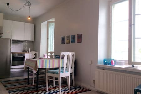 Charming, airy home close to the city centre - Tampere