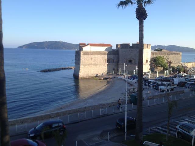 Grand F1 à 50m de la mer - Toulon - Apartmen