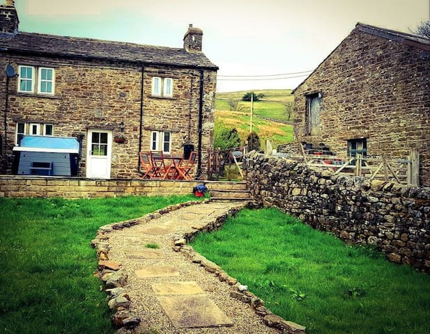 Moss View Cottage, Oughtershaw, Yorkshire Dales