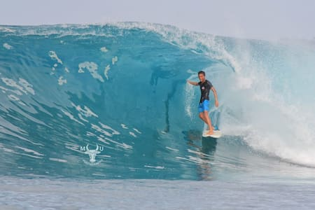 Simeulue Nanik Surf Camp