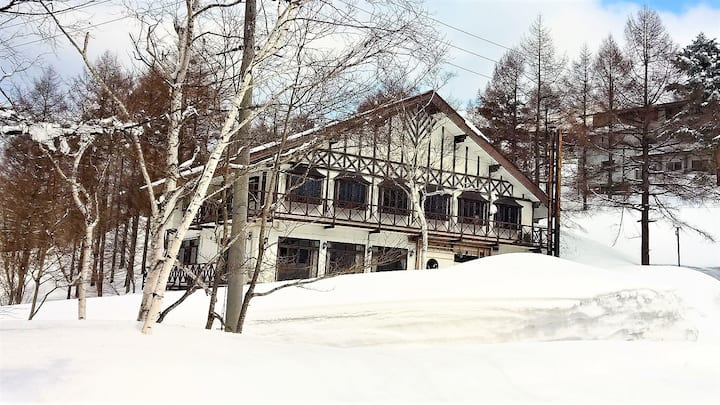 Chalet Madarao Rm 306 Ski in ensuite twin/double