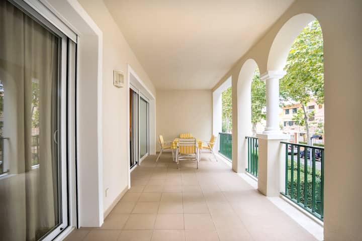 Apartamento privado en S'Agaró junto al mar