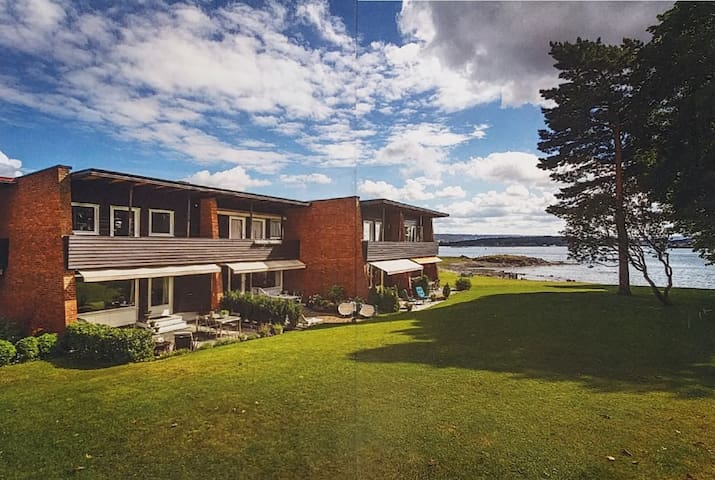 Beautiful house by the sea (Oslo Fjord) - Oslo - Ev