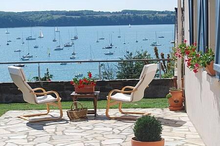 la villa marine  superbe vue  mer - Saint-Suliac