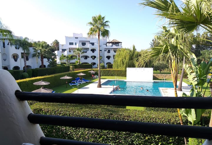 Apartment in Polo Sotogrande
