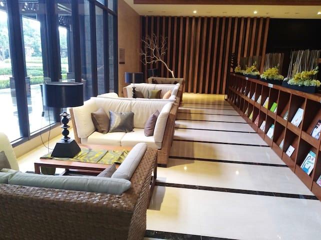 大溪古鎮風情豪華套房 Deluxe Room in Daxi, Taiwan