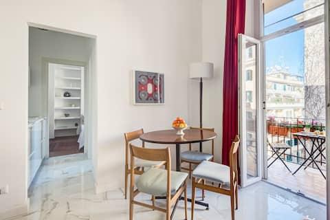 Trastevere Marble 1 dormitorio estudio/departamento