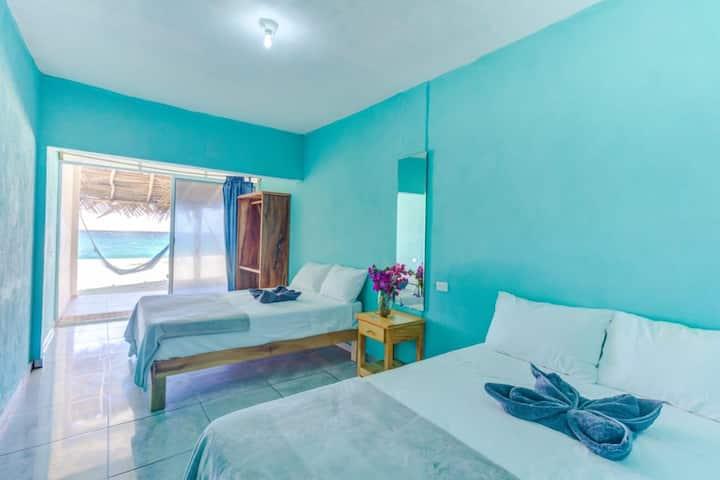 Hotel Mazul, habitación Miramar