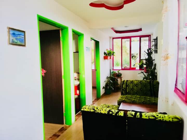 Habitación 1 privada Donde Elenita