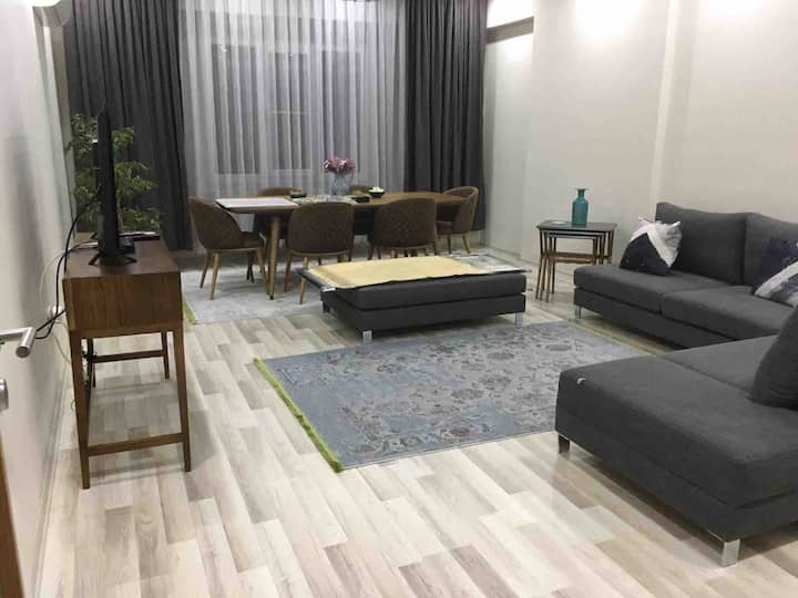 Cozy and cool apartment in Urfa-room